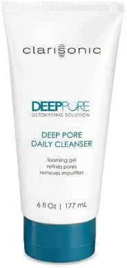 Clarisonic Deep Pore Daily Facial Cleanser, 6.0 Oz
