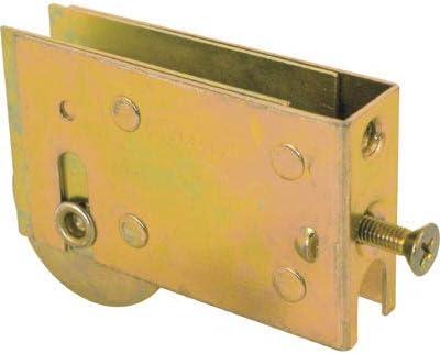 CRL Sliding Glass Door Roller with 1-1//2 Steel Wheel 3//4 Wide Housing for Keller Doors