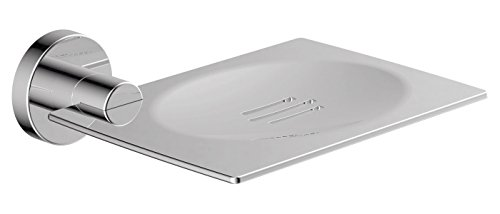 Symmons 353SD Dia Soap Dish, Chrome (Dish Brass Accents European Soap)