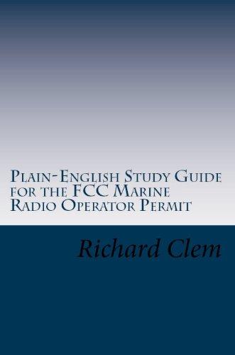 Plain-English Study Guide for the FCC Marine Radio Operator Permit