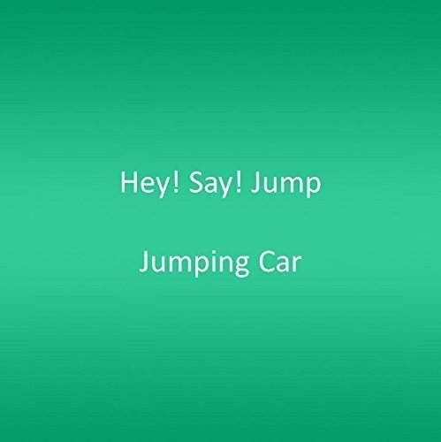 CD : Hey! Say! Jump - Jumping Car (Hong Kong - Import)