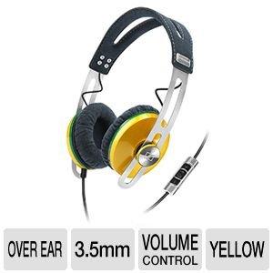 Momentum On Ear Samba Headphones (Yellow)