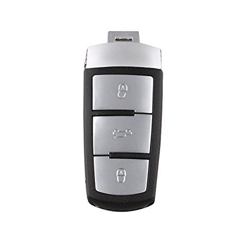 Passat B6 Vehicles - Toogoo 3C0 959 752 BA Smart key 3button 434Mhz with ID48 chip for VW Passat B6 3C B7 Magotan CC keyless remote 752BA kigoauto