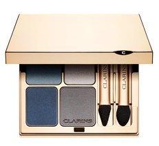 Clarins Eye Quartet Mineral Palette Eye Shadow - 5.8 grams (Indigo)