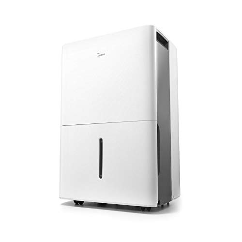 MIDEA MAD50C1ZWS Dehumidifier for