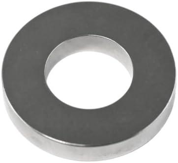 Neodymium Magnet Strong Ring Magnet ø10x1.5mm Bore ø4mm Ni n38//n50 quantity selectable