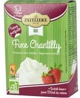 La Pateliere Fixe Chantilly Bio 2x8g