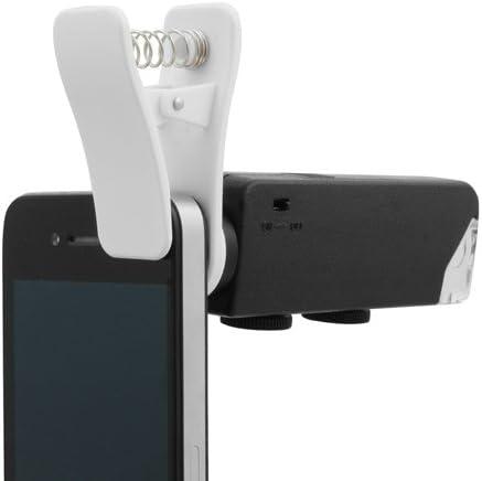 System-S 60 - 100 x microscopio óptico LED clip-en cámara para ...