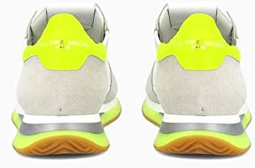 Philippe Model TRPX L D - Mondial Fluo Blanc Jaune TZLD WFF1