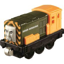 AB Gee Fisher Price Thomas Take N Play Iron Bert (Thomas And Friends Iron Arry And Bert)