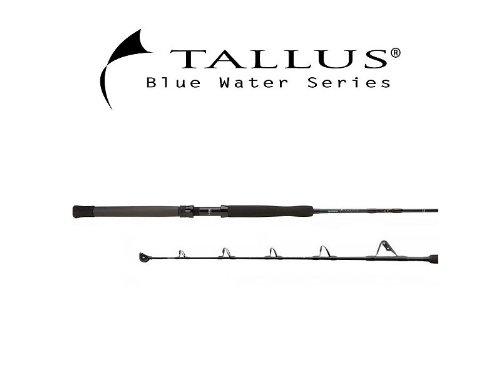 Shimano Tallus TLC59XHRS Slick Butt Roller Rod - Black