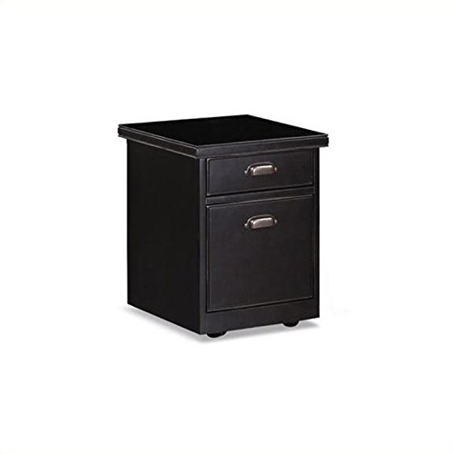 Martin Furniture Tribeca Loft Mobile File Cabinet