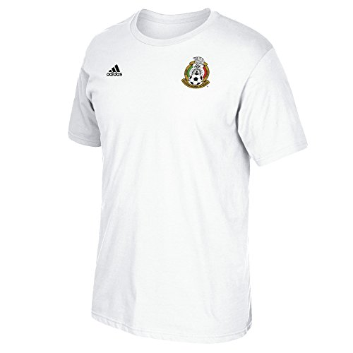 (International Soccer Bayer Leverkusen Adult Men Global Soccer Jersey Hook S/Tee, Medium, White)