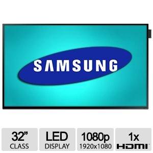 Samsung 32IN LED 1920X1080 5000:1 VGA