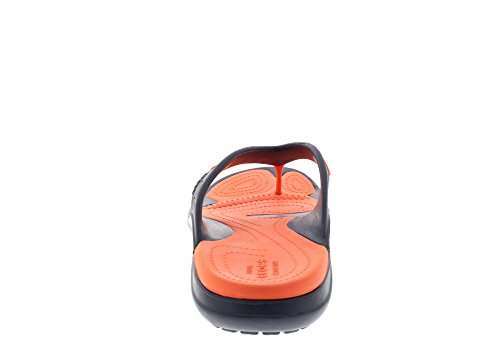 Crocs Classic - Sandalias de sintético para hombre naranja
