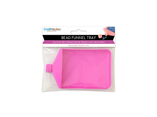 (Bead Funnel Tray W/Cap-)