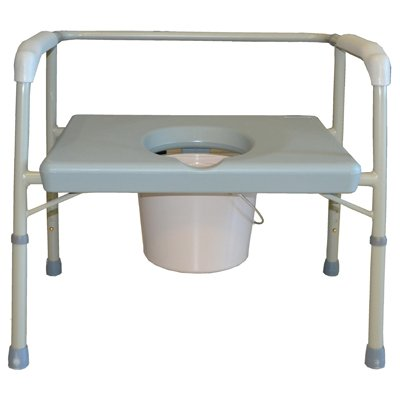 Invacare ProBasics Bariatric Commode, Extra-Wide Seat PB310