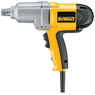 DeWalt DW294 HD 3/4 inch Impact Wrench & DeWalt DW292 HD 1/2 inch Impact Wrench