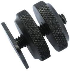 Gadget Place Hotshoe to Tripod Threads Adapter for Nikon D500 D5 D7200 D810A D5500