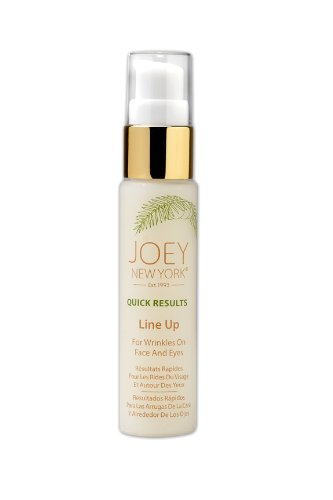 JOEY New York Quick Results Line Up For Wrinkles of Face and Eyes 37ml/1.25oz (Pure New York Joey Pores)
