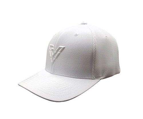 Volvik Vロゴ帽子ホワイトOnesize
