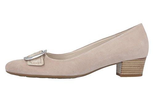 GABOR comfort - Damen Pumps - Grau Schuhe in Übergrößen