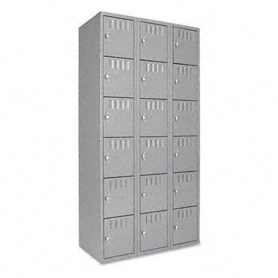 TNN110317 - Triple Stack Box Locker Unit