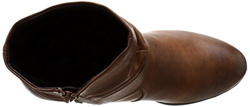 Boot by Laundry Brown Burnished Women's Chinese Leanna CL q4fgwXX