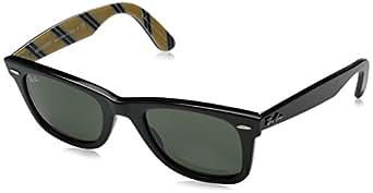 Ray-Ban Original Wayfarer Square Sunglasses,Black,47 mm