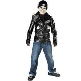 Death Rider Costume (Death Rider, Size: Children, L, 10-12)