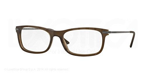 - BURBERRY Eyeglasses BE 2195 3535 Matte Olive Green MM
