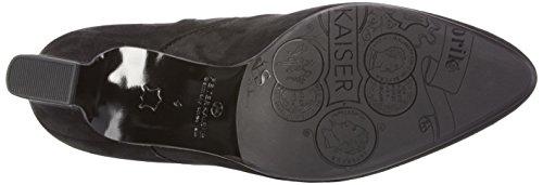 Peter Kaiser 90663, Botas Altas de Tacón Mujer Negro (Schwarz Seude 240)