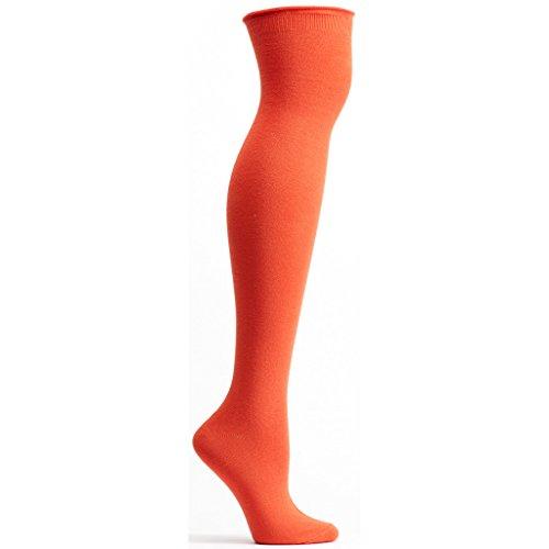 Ozone Women's High Zone Sock,Orange,]()