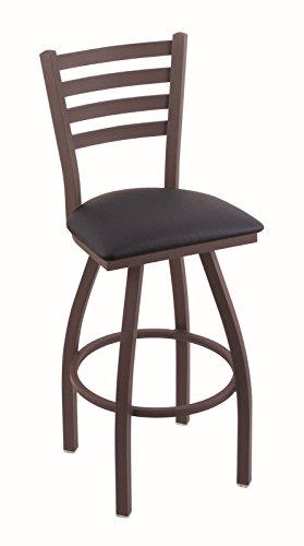 31LnXfJ2g5L - Holland-Bar-Stool-Co-410-Jackie-25-Counter-Stool-with-Bronze-Finish-and-Swivel-Seat-Allante-Dark-Blue