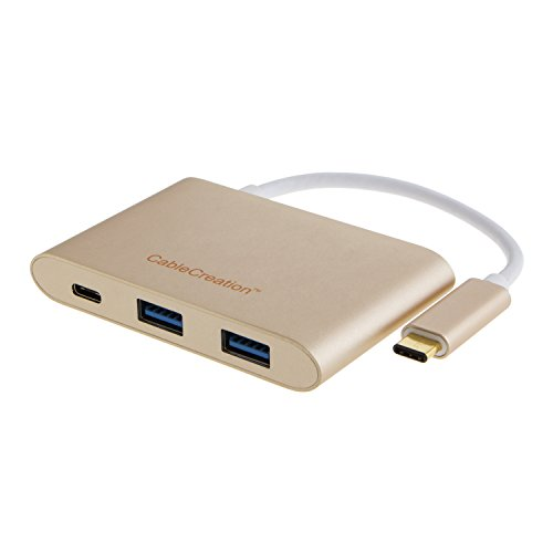 CableCreation 2xUSB3 0 Charging Chromebook Aluminum