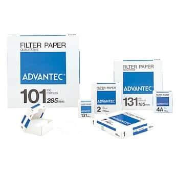 Quartz Advantec QR10047MM Air Sampling Filters 47-mm Dia disc; Pack of 100.
