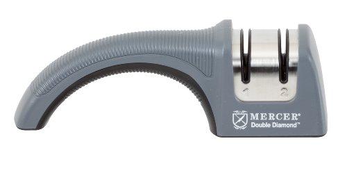 Mercer Culinary Double Diamond Manual Knife Sharpener