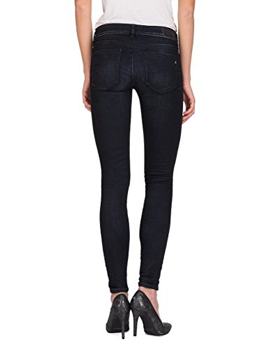 black 98 Zip Nero Coin Replay Luz Skinny Jeans Donna BWSqAx