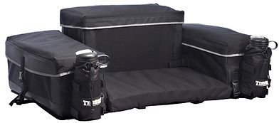 Tamarack Titan Lounger ATV Rear Rack Bag - Black TS-SLB