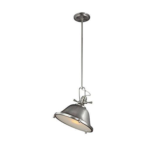 Oversized Industrial Pendant Light - 9