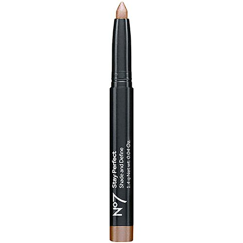 Boots No7 Stay Perfect Shade & Define, Velvet Truffle 0.04 oz (1.4 g)