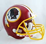 Riddell WASHINGTON REDSKINS 1978-2003 NFL Full Size REPLICA Throwback Football Helmet