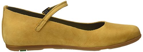 Stella Pleasant Naturalista Donna Merceditas Nd58 Giallo El curry qvBSzf