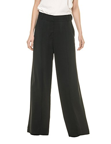 dr-denim-jeansmakers-womens-kylie-womens-black-trousers-in-size-s-black