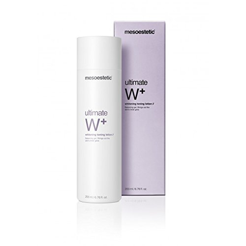 Mesoestetic Ultimate W+ Whitening Toner Lotion 200 ml/6.76 fl oz