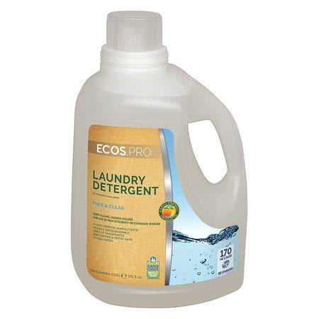 ECOS PRO 170 oz. Bottle Odorless Laundry Detergent, 1 Pack