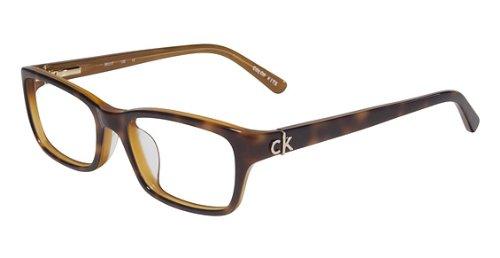 Calvin Klein Frame (Calvin Klein CK5691 219 Havana Amber Eyeglasses 50 mm)