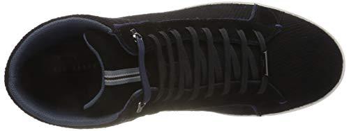 Uomo Luckan nero Sneakers Ted Nero High Baker Top Blk qxvT4C