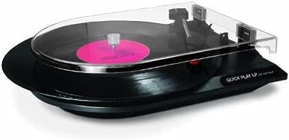 ION Audio Quick Play LP - Tocadiscos compacto y conversión ...