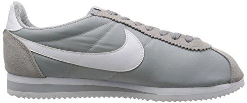 Nike Men 459380 703 Scarpe Cortez Grigio (lupo Grigio / Bianco 010)